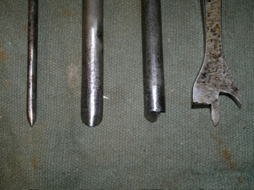 image of archaic bit types rear