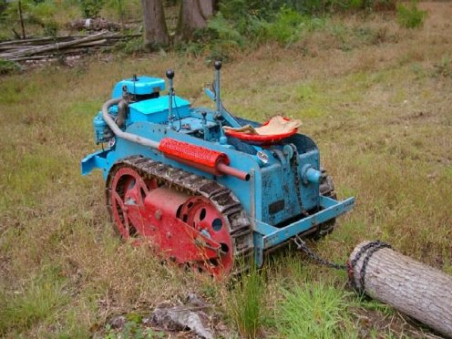 image of Ransomes MG5